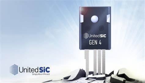 UnitedSiC第四代750V SiC FET可支持更高效的功率设计