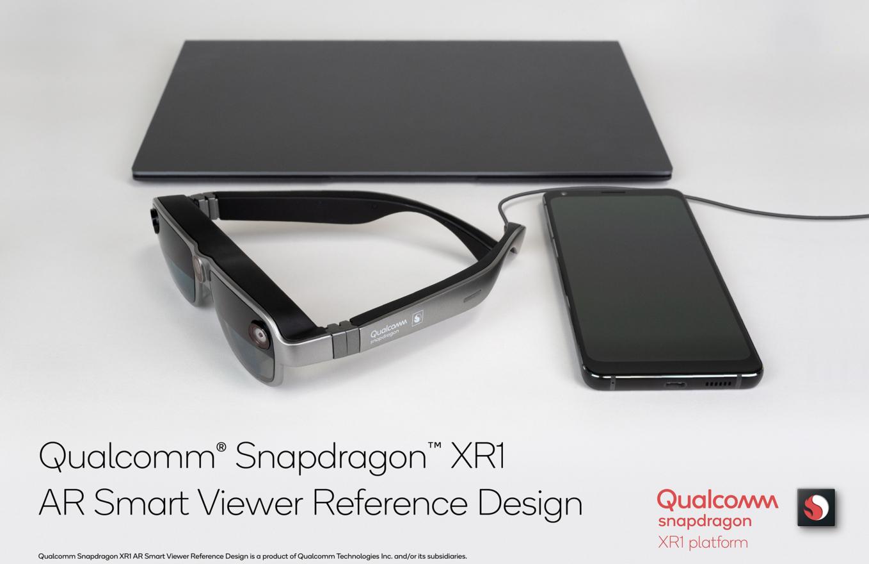 骁龙XR1 AR智能眼镜参考设计,打造高品质沉浸式体验