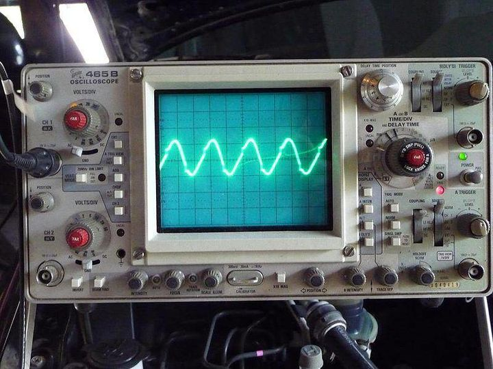 现dai数字存储示波器的工作原理jian述