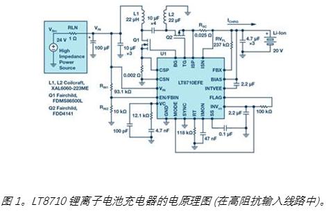 LT8710多功能 DC/DC控制器解決高阻抗、電流受限問題