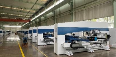 從生產到管理,江蘇亞威賦能機床行業高端制造