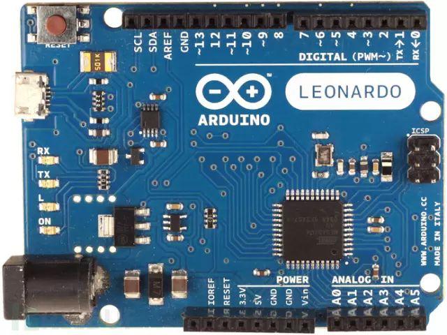 Arduino+Avr libc制作Badusb原理及示例讲解