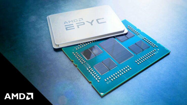 消息称 AMD 正在研发 EPYC Genoa 处理器