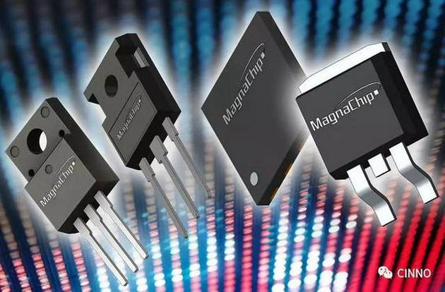 美格納半導體產品 圖片來源:CINNO Research
