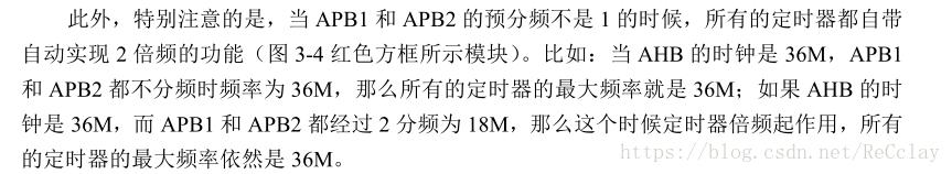 【STM32小知识】TIM6的时钟频率疑问