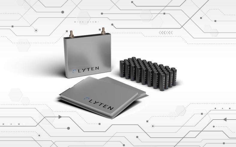 电动汽车,电池,锂硫电池,锂离子电池,固态电池,Lyten,LytCell EV™