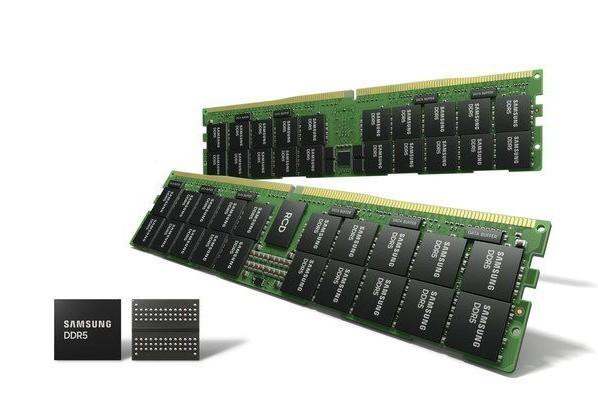 速度翻两倍!三星14纳米EUV DDR5内存正式量产