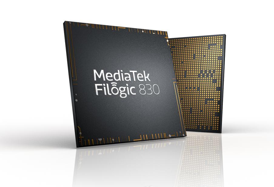 联发科发布Filogic 830和Filogic 630 Wi-Fi 6/6E芯片-芯智讯
