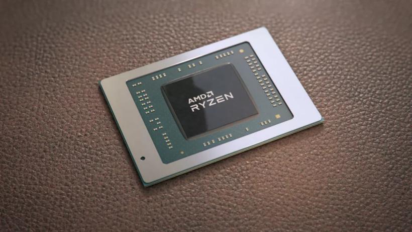 AMD锐龙6000系处理器跑分曝光:支持DDR5内存,RDNA 2核显强大